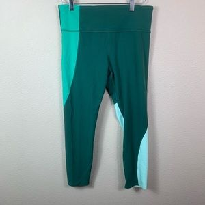 NWOT Athleta Asymmetrical 7/8 Tight in Powervita L